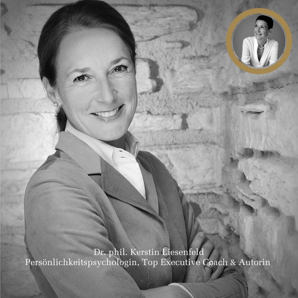 Dr. Kerstin Liesenfeld zu Gast bei Mindset First Podcast